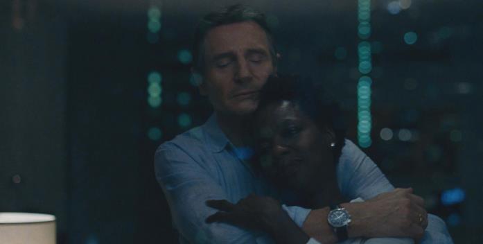 Viola Davis e Liam Neeson sono marito e moglie in Widows
