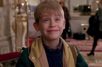 Macaulay Culkin in Mamma, ho perso l'aereo