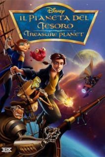 Poster Il pianeta del tesoro