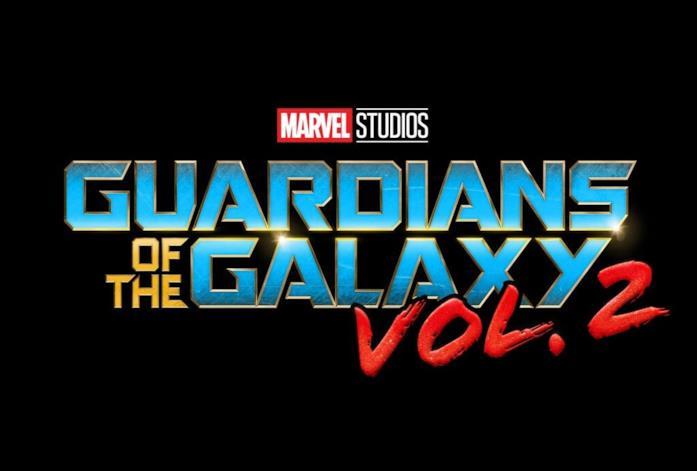 Il nuovo logo di Guardiani della Galassia Vol. 2