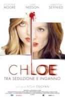 Poster Chloe - Tra seduzione e inganno