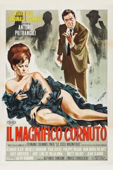 Poster Il magnifico cornuto