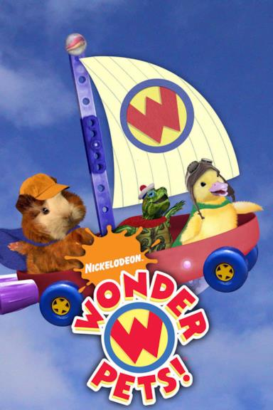 Poster The Wonder Pets