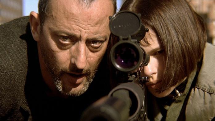 Léon, film con Jean Reno e Natalie Portman
