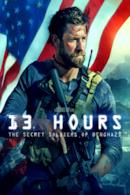 Poster 13 Hours - The Secret Soldiers of Benghazi