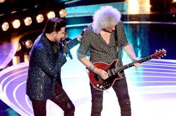 Adam Lambert e i Queen aprono gli Oscar 2019: il video dell'esibizione