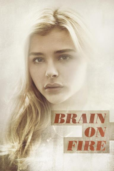 Poster Brain on fire