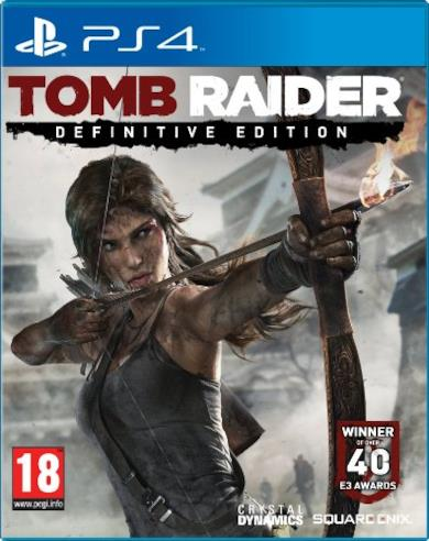 Tomb Raider - PlayStation 4