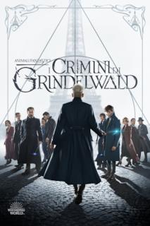 Poster Animali fantastici - I crimini di Grindelwald