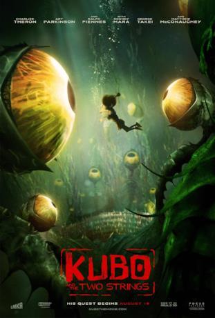 Le misteriose creature di Kubo e la Spada Magica