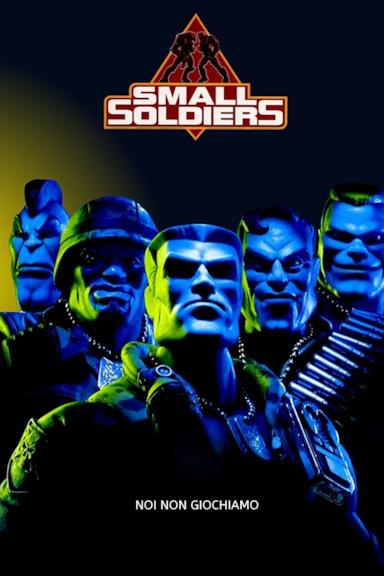 Poster Small Soldiers