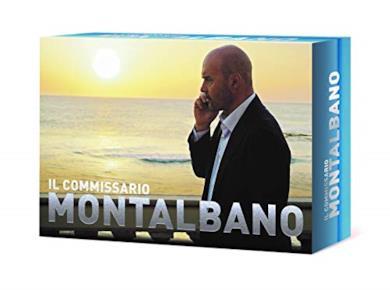 Cofanetto DVD de Il Commisario Montalbano