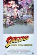 Poster Sheena regina della giungla