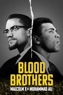 Poster Blood Brothers: Malcolm X and Muhammad Ali