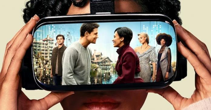 Upload, la serie tv di Amazon con protagonista Robbie Amell avrà una seconda stagione