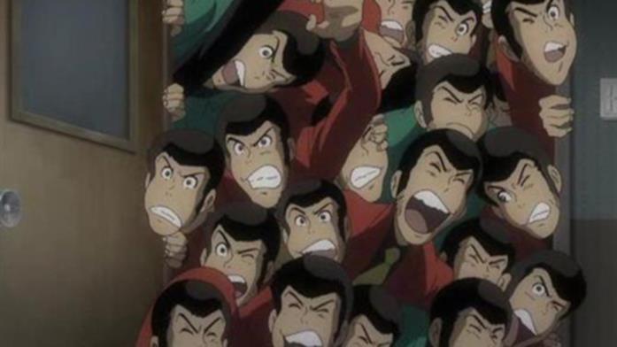 Tutti gli emuli di Lupin III