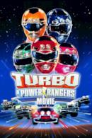 Poster Turbo: A Power Rangers Movie