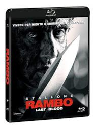 Rambo: Last Blood Combo (Bd + Dvd)  (2 Blu Ray)
