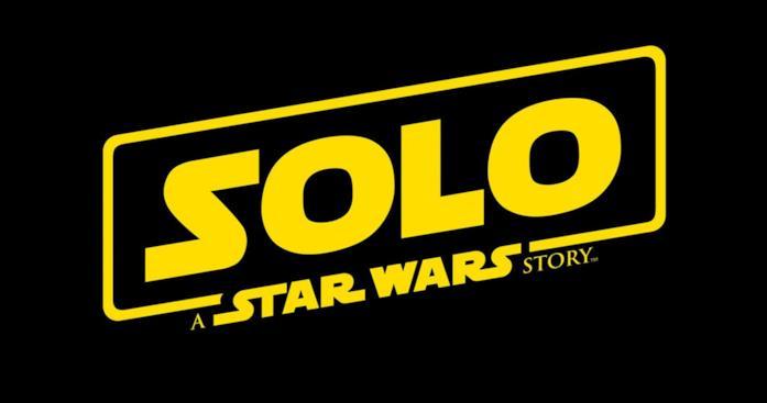 Il logo ufficiale di Solo: A Star Wars Story
