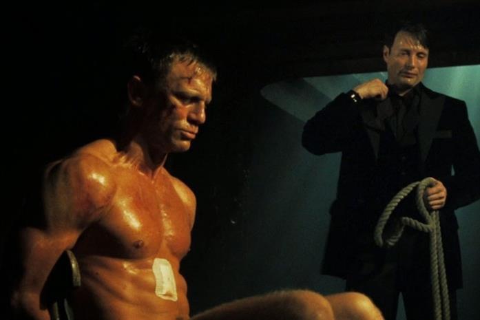La scena della tortura