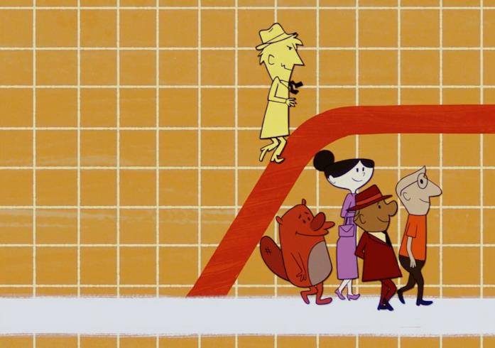 Il cartone animato che spiega cosa sia una variante