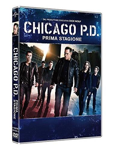Chicago P.D. Stg.1 (Box 4 Dvd)