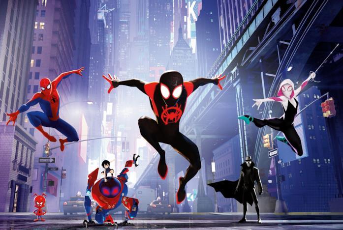Le 6 versioni di Spider-Man in Spider-Man: Un nuovo universo