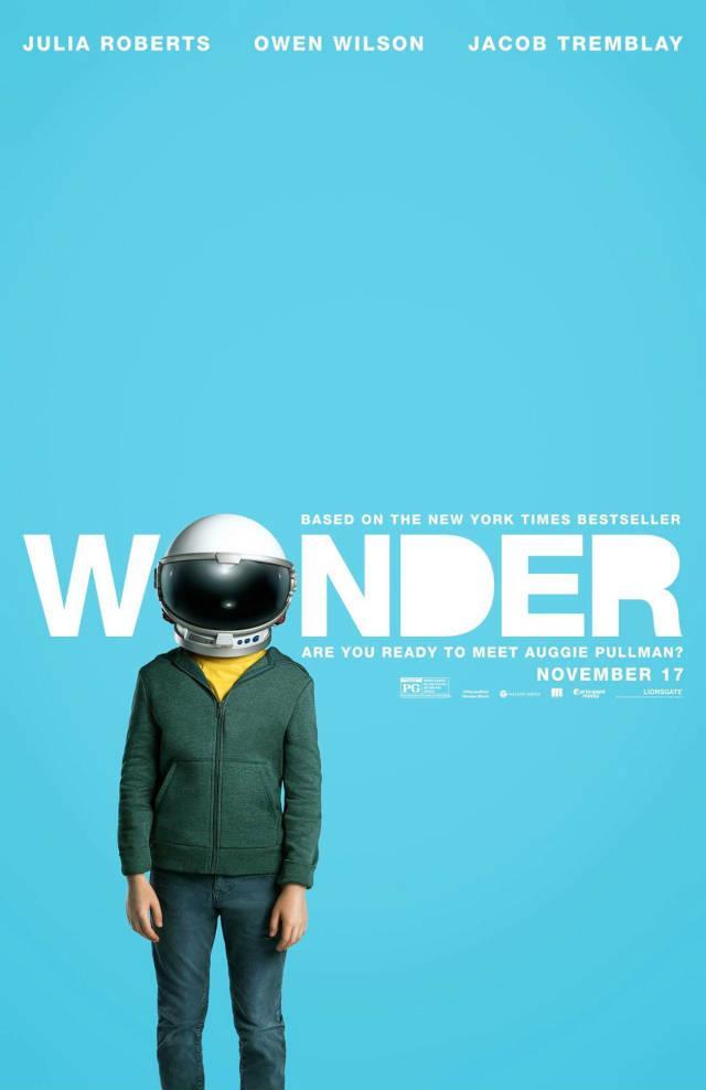 Wonder, il nuovo film con Jacob Tremblay