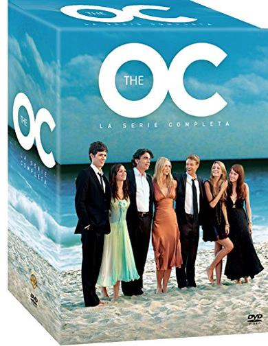 Cofanetto DVD di The O.C. - Stagioni 1-4