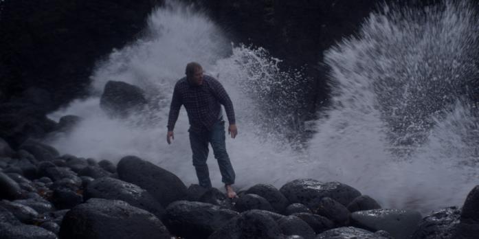 The Deep: una scena del film