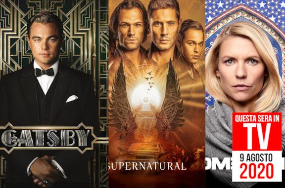 Film e serie in TV: 9 agosto