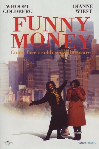 Poster Funny money - come fare i soldi senza lavorare