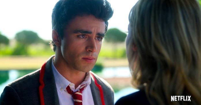 Samuel confessa a Carla di essere ancora innamorato di lei.