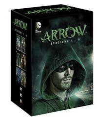 Cofanetto DVD di Arrow - Stagioni 1-6