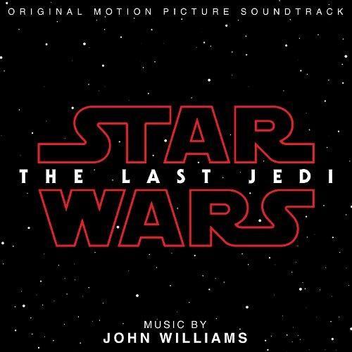 Copertina del CD de Gli Ultimi Jedi