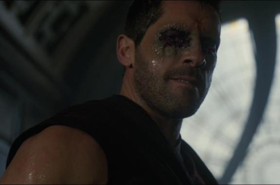 Scott Adkins in Doctor Strange Disney/Marvel Studios