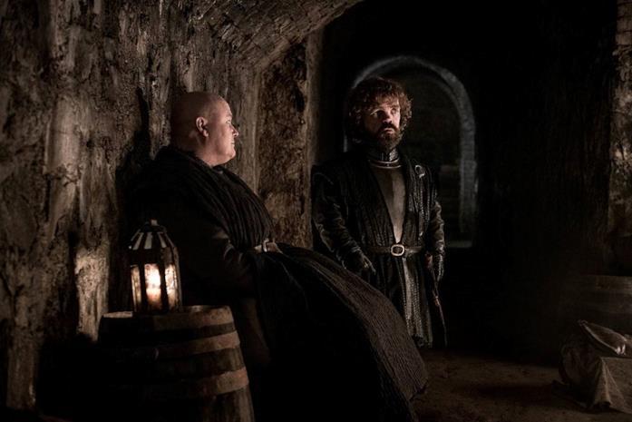 GoT 8x03: Tyrion e Varys nelle Cripte di Grande Inverno