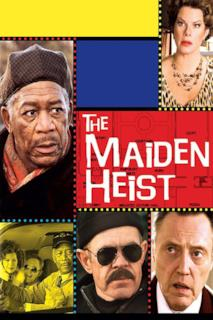 Poster The Maiden Heist - Colpo grosso al museo
