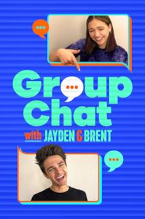 Poster Group Chat with Jayden and Brent