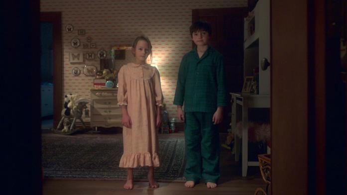 The Haunting of Bly Manor: i bambini protagonisti