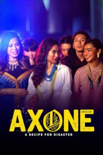 Poster Axone