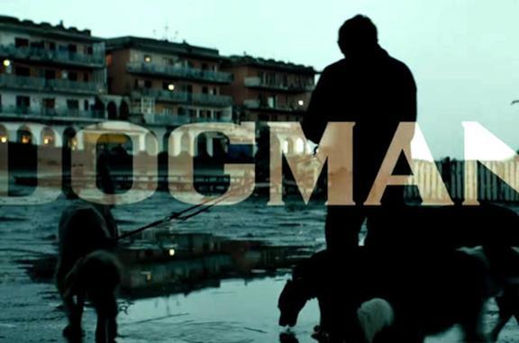 Il poster del film DOGMAN di Matteo Garrone