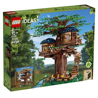 Lego 21318 The Treehouse Ideas