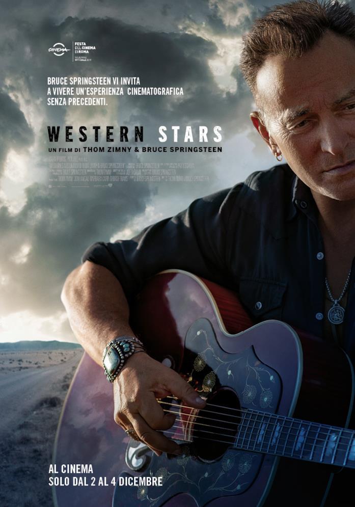 Il poster di Western Stars