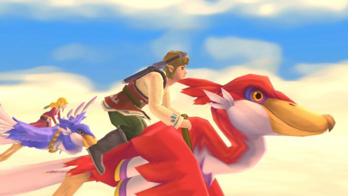 Zelda HD anniversario