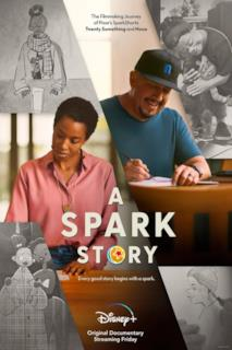 Poster A Spark Story