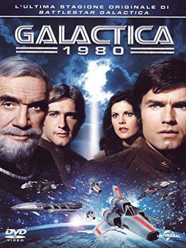 Cofanetto DVD di Battlestar Galactica 1980