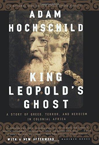 La copertina di King Leopold's Ghost