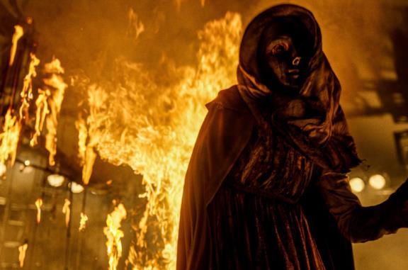 Il sacro male, il film horror tratto da Shrine di James Herbert