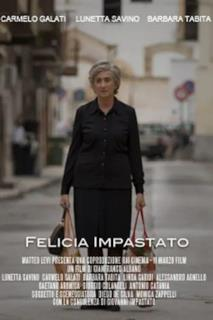 Poster Felicia Impastato